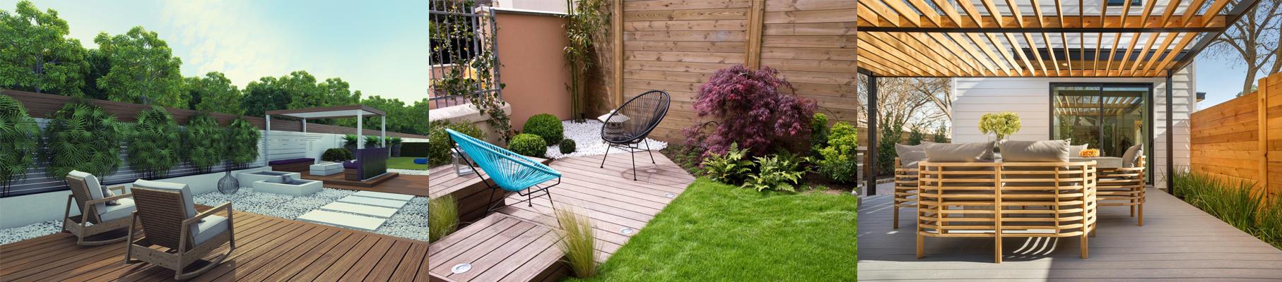 cloturer une terrasse simple ides pour trouver clture sa haie with cloturer une terrasse une. Black Bedroom Furniture Sets. Home Design Ideas
